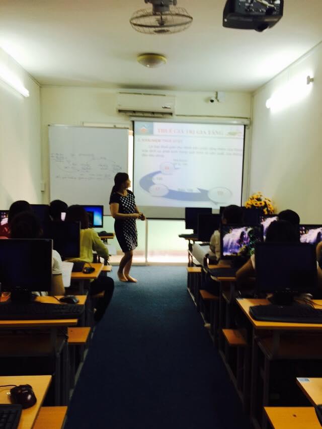 Khóa học kế toán thực hành tổng hợp tại tp Ninh Bình