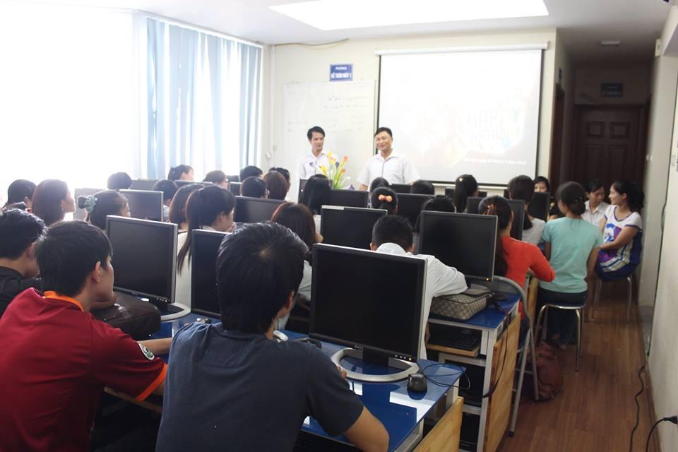 Trung tâm dạy kế toán thực hành tại Bà Rịa Vũng Tàu