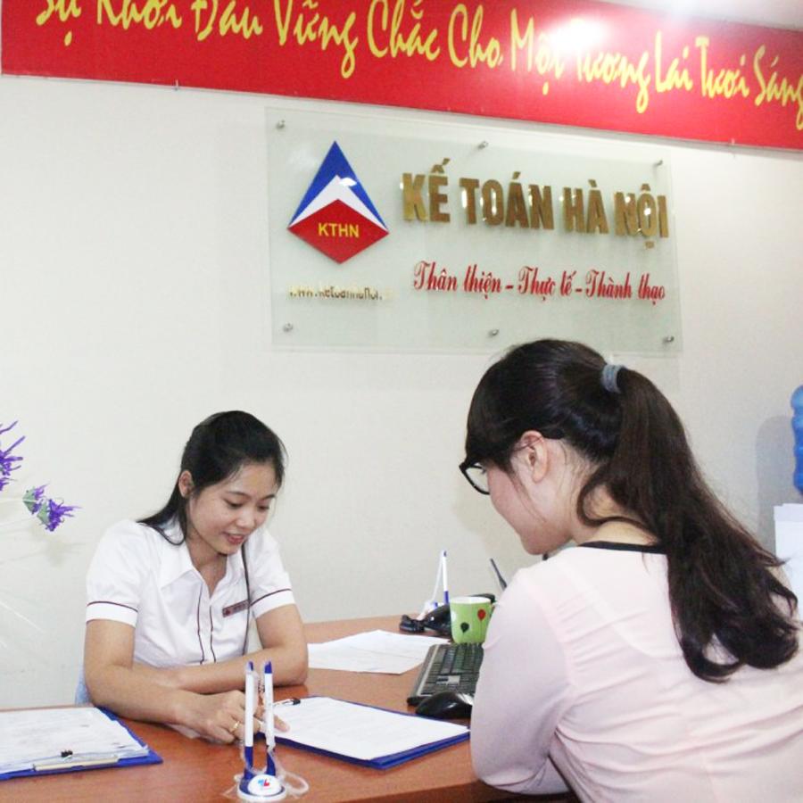 Hướng dẫn quy trình làm sổ sách kế toán doanh nghiệp thương mại dịch vụ