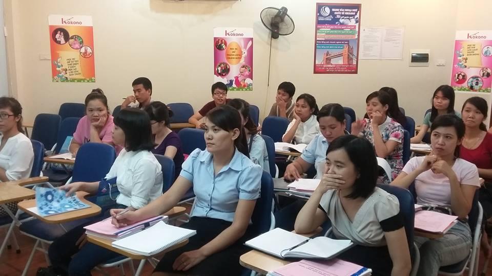 Trung tâm đào tạo kế toán thực hành ở Hà Đông Hà Nội