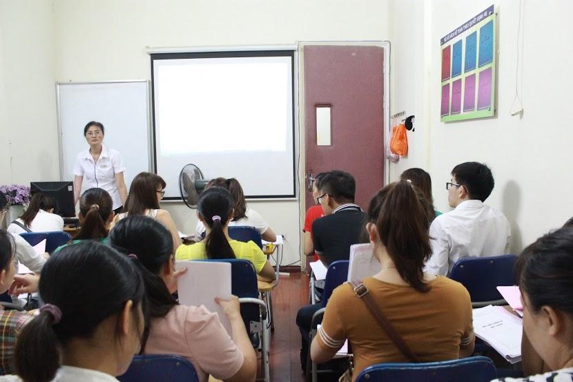 Học kế toán thực hành tổng hợp ở Quảng Ninh