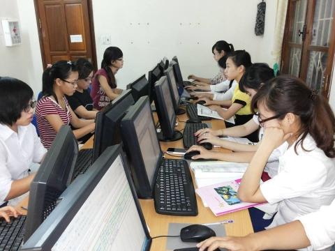 Trung tâm dạy kế toán thực tế ở Tiền Giang