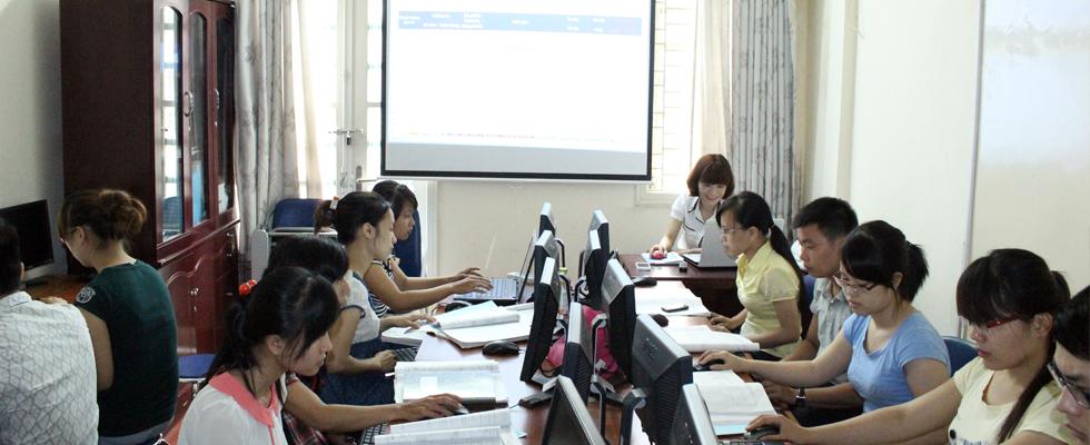Trung tâm đào tạo kế toán thực hành tại Dĩ An Bình Dương