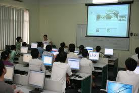 Lớp học kế toán thực hành tổng hợp tại Quảng Ninh